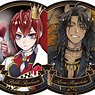 Disney: Twisted-Wonderland Can Magnet (A) (Set of 11) (Anime Toy)