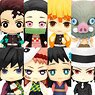 Color Collection Demon Slayer: Kimetsu no Yaiba Vol.1 (Set of 8) (PVC Figure)