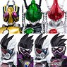 SHODO-O Kamen Rider 5 (Set of 10) (Shokugan)