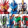 Converge Kamen Rider 20 (Set of 10) (Shokugan)