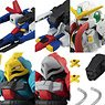 Mobile Suit Gundam Mobile Suit Ensemble 17 (Set of 10) (Completed)