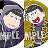 Osomatsu-san Trading Can Badge Matsuno The Worst Ver. (Set of 12) (Anime Toy)