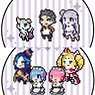 Can Badge [Re:Zero -Starting Life in Another World-] 02 Box (Set of 6) (Anime Toy)