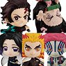 Demon Slayer: Kimetsu no Yaiba Adverge Motion 2 (Set of 10) (Shokugan)