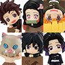Ochatomo Series Demon Slayer: Kimetsu no Yaiba (Set of 6) (PVC Figure)
