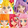 Healin` Good PreCure Cutie Figure (Set of 10) (Shokugan)