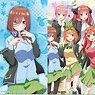 The Quintessential Quintuplets Season 2 B5 Pencil Board (Set of 8) (Anime Toy)