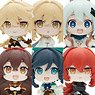 Genshin Impact Collection Figure (Set of 6) (PVC Figure)