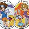 Acrylic Key Ring [Digimon Adventure:] 01 Easter Ver. Box (Especially Illustrated) (Set of 8) (Anime Toy)