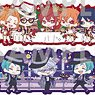 [Disney: Twisted-Wonderland] Wachatto! Rubber Strap Collection (Set of 7) (Anime Toy)