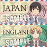 Hetalia: World Stars Trading Name Badge (Set of 12) (Anime Toy)