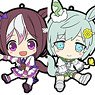 Uma Musume Pretty Derby Petanko Trading Rubber Strap (Set of 10) (Anime Toy)